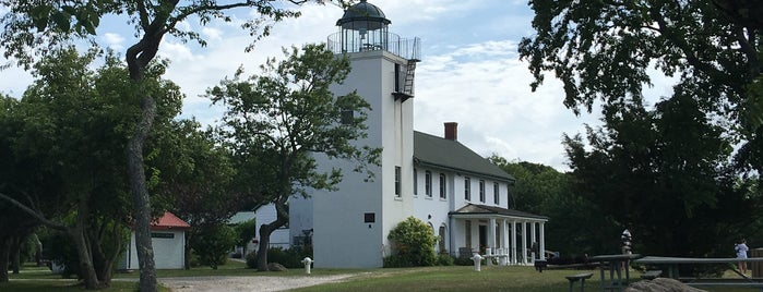 Horton Point Lighthouse is one of Everything Long Island.