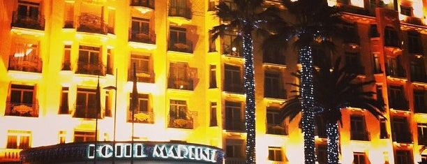 Grand Hyatt Cannes Hôtel Martinez is one of Cannes - Must do.