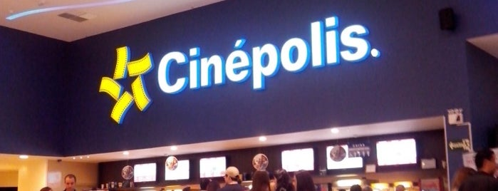 Cinépolis is one of Best.