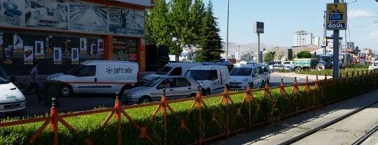 Yeni Sanayi - DSİ Kayseray Durağı is one of Kayseri Organize Sanayi - İldem Tramvay Hattı.