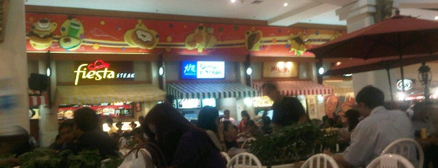 Puri Indah Mall is one of Jakarta. Indonesia.