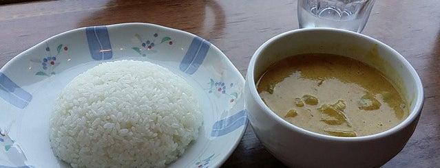 タイカレー こあの助 is one of 飲食店 吉田地区.