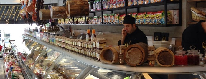 Milano Gourmet is one of HOMİNİ GIRTLAK.