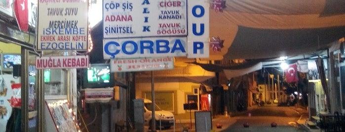 Yamak  Sofrası is one of Muğlaa <3.