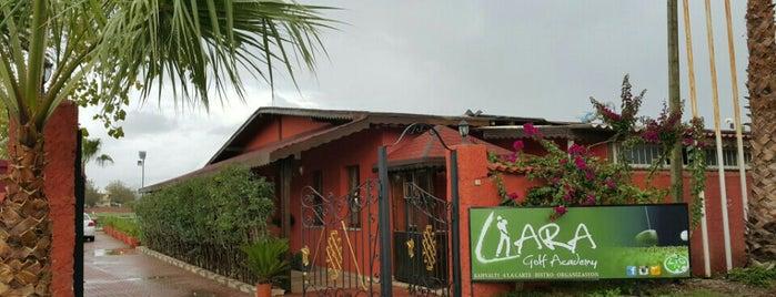 Lara Golf Academy  Bistro & A La Carte is one of Cocuklu mekanlar.