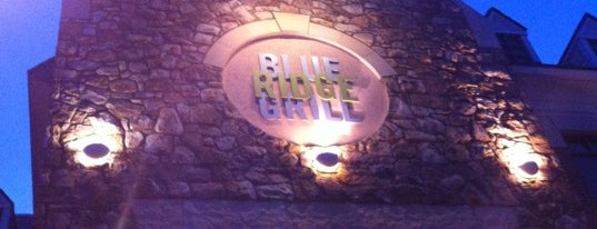 Blue Ridge Grill is one of food.