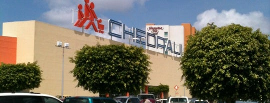 Chedraui is one of Off trade Qro.