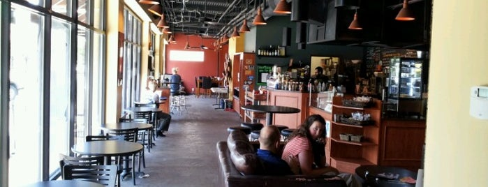 Mo'Joe Coffee House is one of The 15 Best Places for An Espresso in Indianapolis.