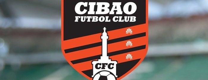 Cibao Futbol Club is one of Fave's.