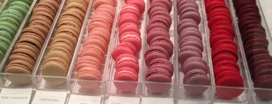 Nadège Patisserie is one of Macarons Toronto.