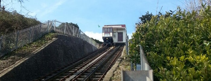 Babbacombe Cliff Railway is one of Torquay (and surrounding area) to do list.