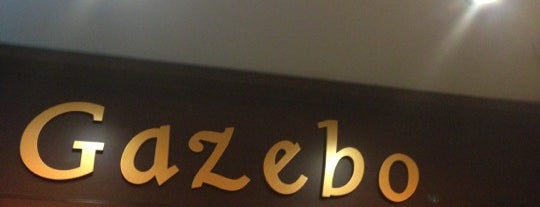 Gazebo مطعم جازيبو is one of Dubai Food.