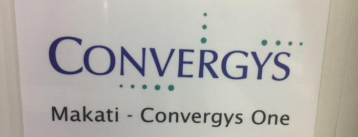 Convergys One is one of The (Metro) Manila BPO List.