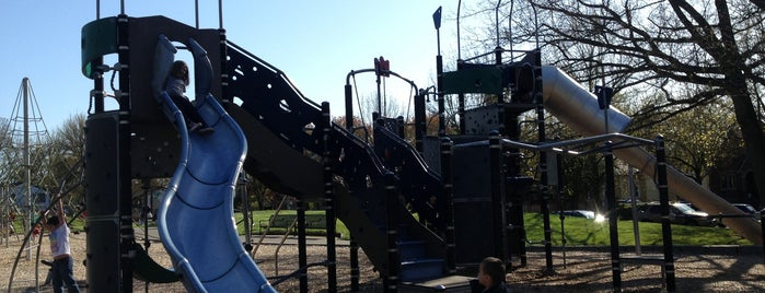 The Best Playgrounds In Seattle - 15 of the worlds coolest playgrounds
