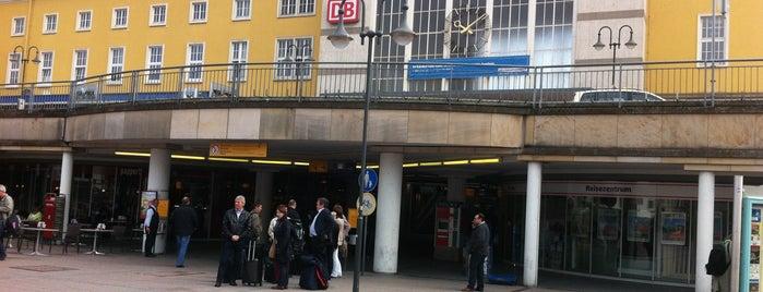 Bahnhof Fulda is one of Bahnhöfe Deutschland.