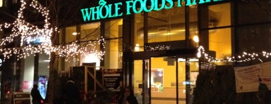 Whole Foods Market is one of Venues with free Wi-Fi in NYC.