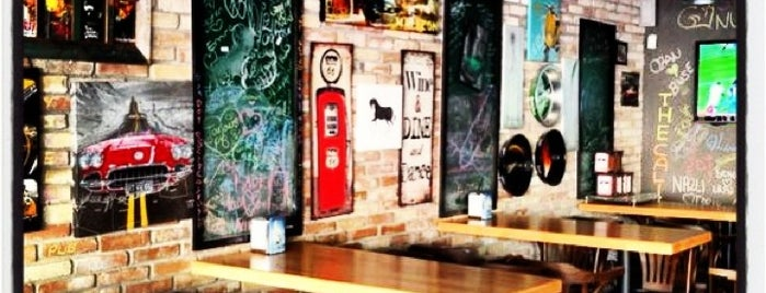 Lounge Sports Pub is one of Mersin.