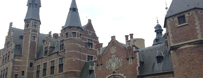 Zilvermuseum Sterckshof is one of Wheelchair accessible excursions Antwerp.