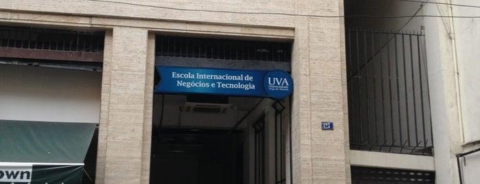 Universidade Veiga de Almeida (UVA) is one of Rodo Cotidiano.