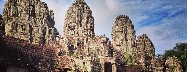 Angkor Thom is one of Loisirs.