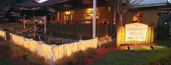 The Chimney House Grill & Cafe is one of Fort Lauderdale.