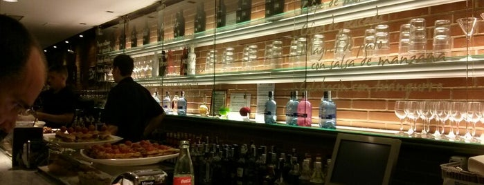 Bar La Granja is one of De pinchos por Pamplona.