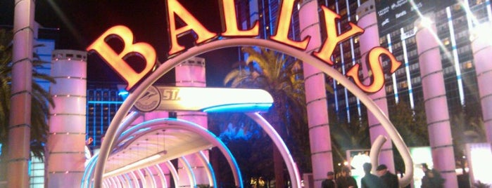 Bally's Hotel & Casino is one of Las Vegas extended.