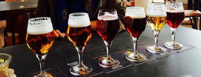 Bruges Beer Museum is one of Brussels & Belgium.