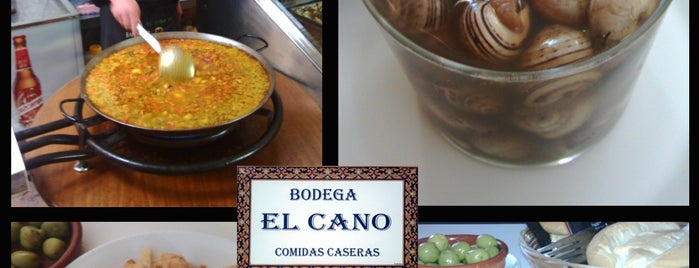 Bodega El Cano is one of GLOBALUM.
