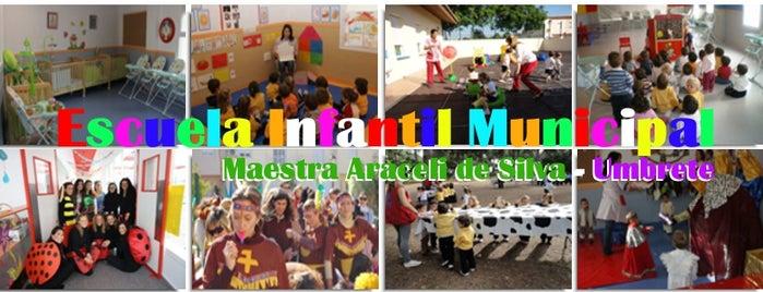 Escuela Infantil Araceli De Silva is one of GLOBALUM.
