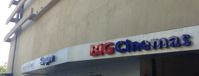 Sangam BIG Cinemas is one of Top picks for Movie Theaters.