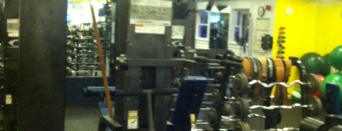 Provincetown Gym is one of Provincetown.