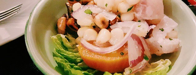 Santa Ceviche is one of Wish list.