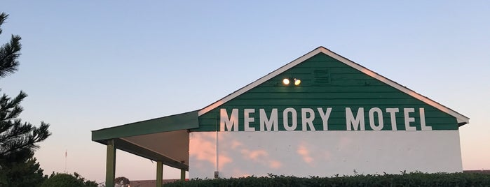 Memory Bar & Motel is one of Montauk, NY.