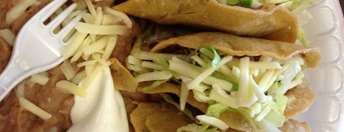 Tacos El Caporal is one of Favorite Food.