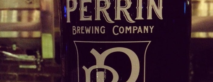 Perrin Brewing Company is one of Michigan Breweries.
