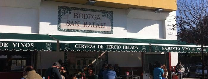 Bodega San Rafael is one of ir con mi Vero.