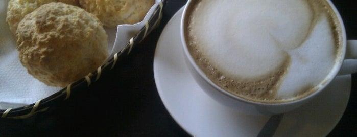 Brazuca Coffee is one of Free WiFi Amsterdam.