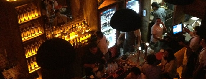Bar Morelos Mezcaleria is one of Vallarta.