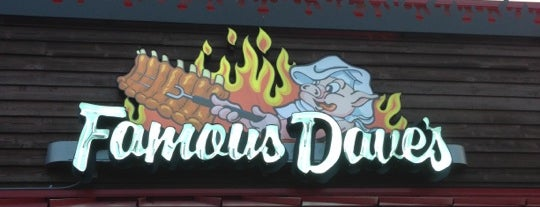 Famous Dave's is one of Favorite Restaurant In NYC.