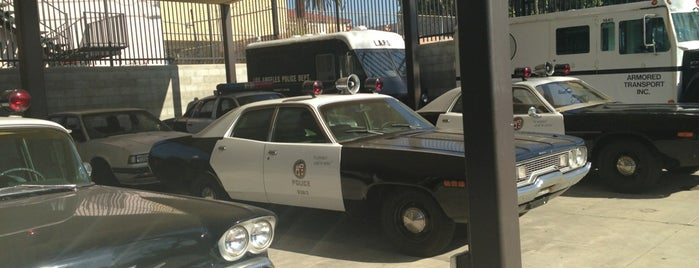 Los Angeles Police Historical Society is one of Travel Channel.