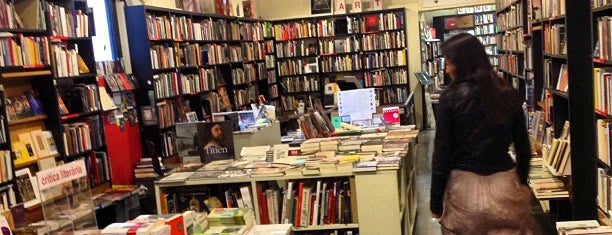 La Central del Raval is one of Barcelona's Best Bookstores - 2013.