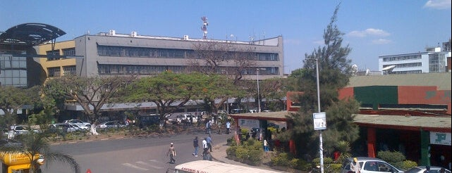 Lusaka is one of World Capitals.