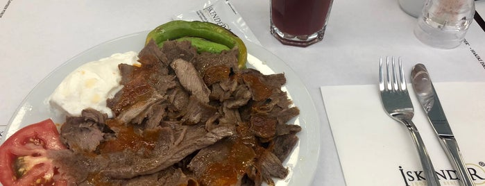 İskender is one of yeme içme.