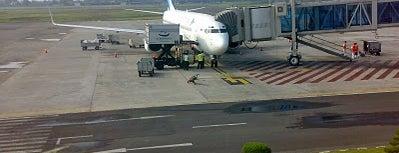 Adi Soemarmo International Airport (SOC) is one of Indonesia's Airport - 1st List..