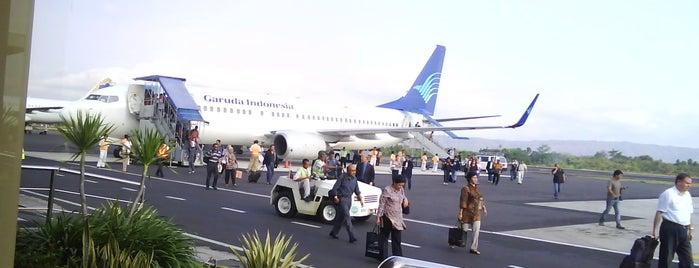 Adisutjipto International Airport (JOG) is one of Indonesia's Airport - 1st List..