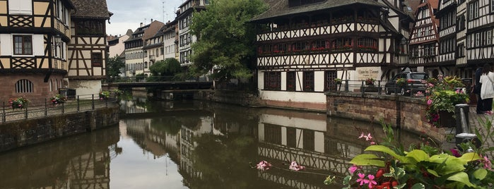 Maison des Tanneurs is one of Strasbourg for Chris.