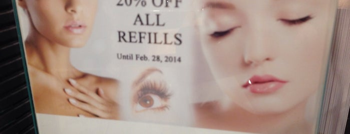 Lash Forever Eyelash Extensions (55th St.) is one of 뉴욕.
