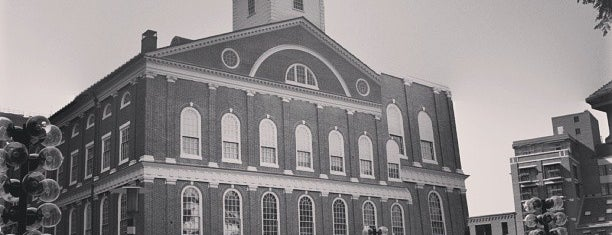 Faneuil Hall Building is one of Boston Hits.