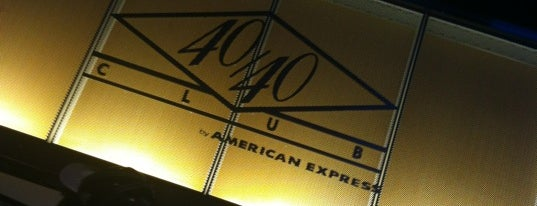 The 40/40 CLUB by Tanduay Rum is one of NYC - Brooklyn Places.